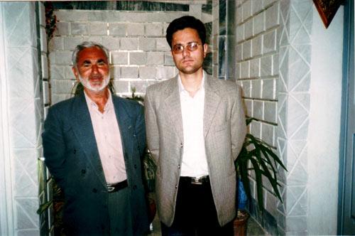 پدر شهید رضایی نژاد